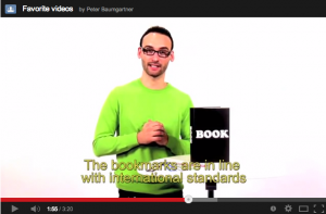 Video the BOOK