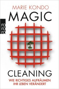 Buchcover Magic Cleaning