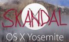 OS X Yosemite-Upgrade-Skandal – Apple Mail Programm und iPhoto funktionieren mit 10.4.4. nicht mehr!
