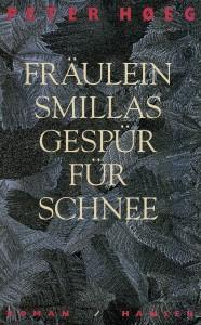 Buchcover des Romans von Peter Hoeg