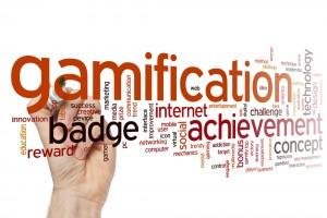 Belohnung ist noch keine Gamification: gamification word cloud