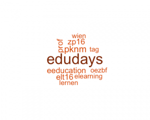 WordCloud von @ElkeLantschik