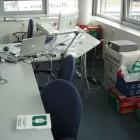 Mein Büro an der FernUni ausräumen