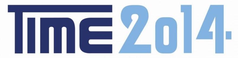 Logo für die TIME2014-Konferenz